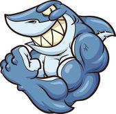 Shark mascot