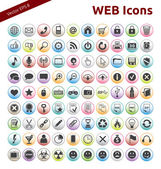 90 Icons for Web Internet Design Social Networks