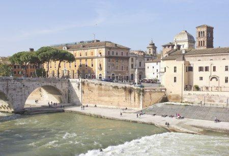 Rome landscape