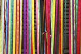 Colorful Curtain Carnival Ribbons Brazilian Door