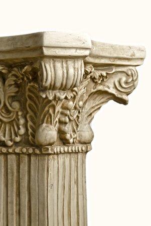 Antique Greek Column