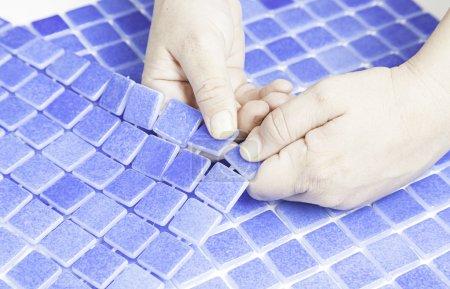 Manipulating tiles