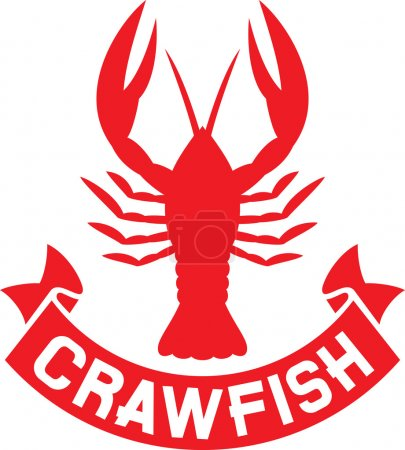 Crawfish label