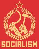 Poster Socialism poster