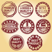 Quality label high quality label best seller label original label 2 year warranty label 1 year warranty best quality label best product label