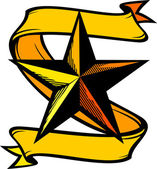 Star tattoo