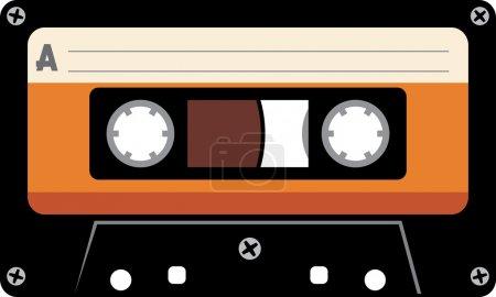 Audio cassette tape...
