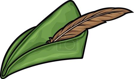 Robin Hood hat...