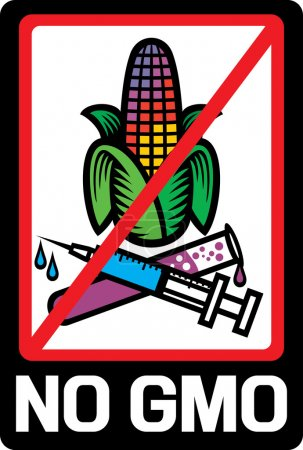 No GMO label
