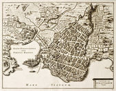 Syracuse old map