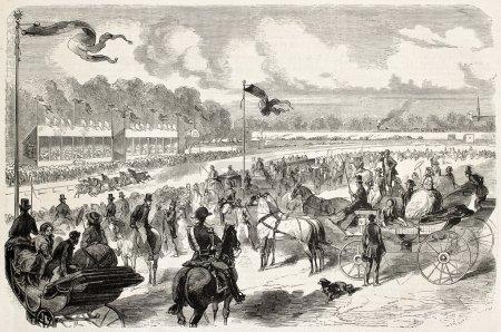 Amiens racecourse