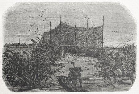 Hunting net