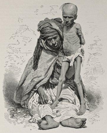 Algeria famine bis