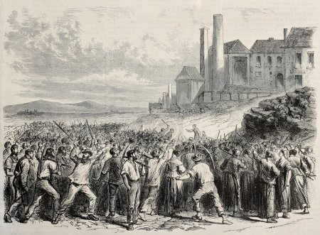 Charleroy riot