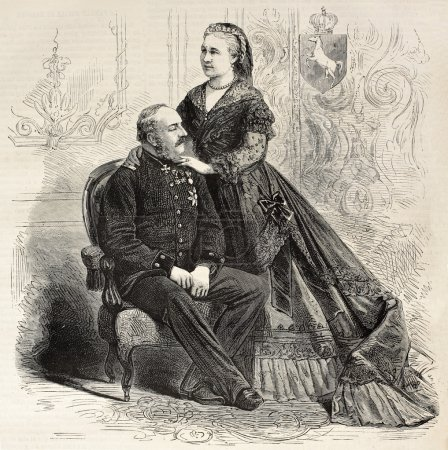 King and Queen of Hanover