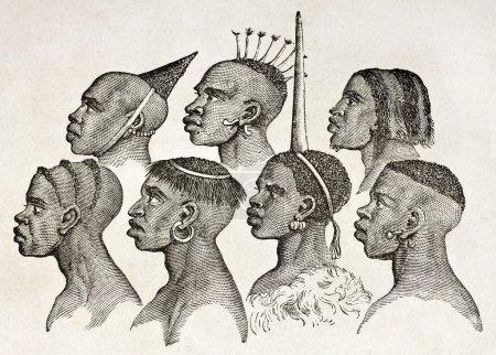 Ounyanyembe hairstyles