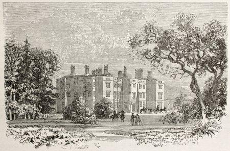 Lanover castle