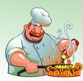 Hlavní kuchařka