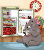 Elephant Glutton