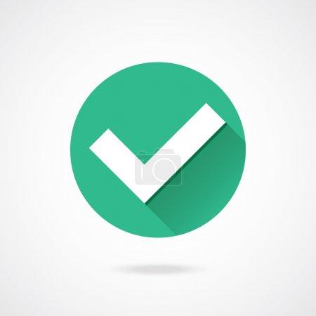 Vector Tick Icon
