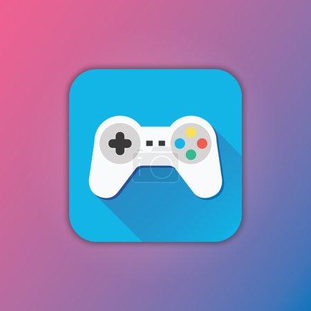Vector Gamepad Icon