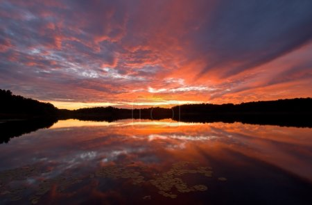 West Lake Sunset