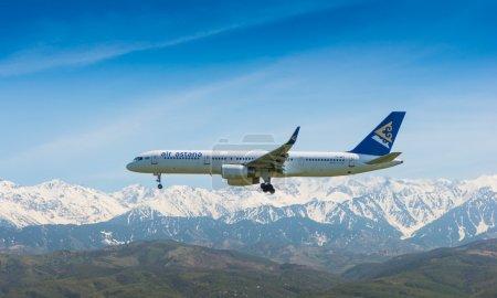 Air Astana Boeing 757