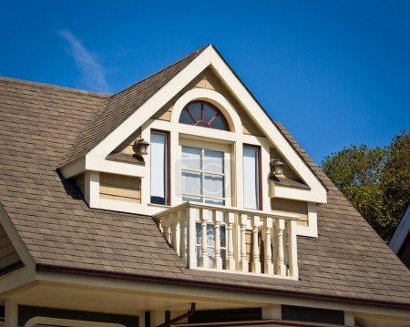 Dormer Balcony - Victorian Style