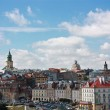 Panorama of Lublin...