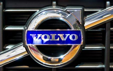 Volvo car symbol