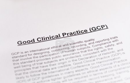 GMP - good medical practice