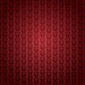 Red wallpaper backdrop