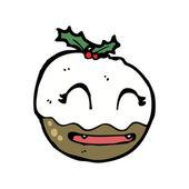 Xmas Plum Pudding Character
