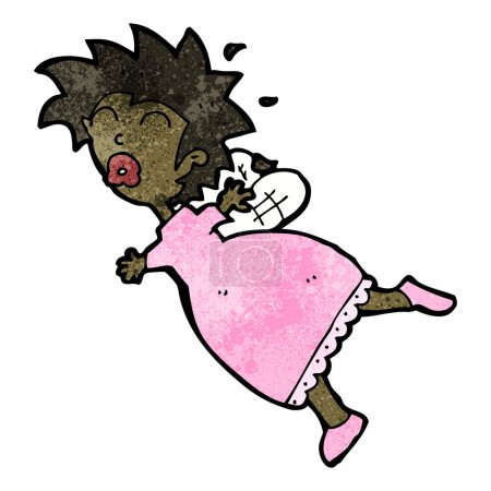 Black Female Fairy