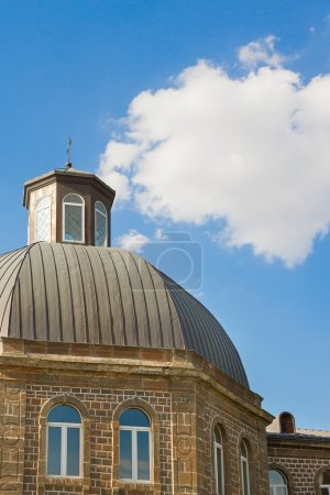 Dome of the Theological Seminary of Echmiadzin