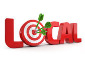 Local search targeting