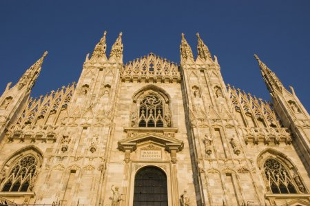 Milan Dome Cathedral