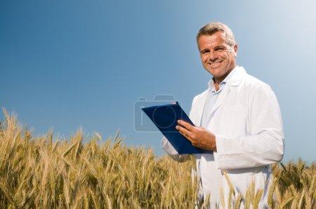 Wheat quality control
