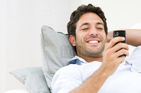 Mobile phone communication