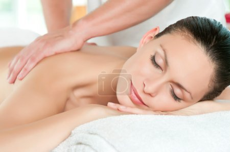 Beauty spa treatment