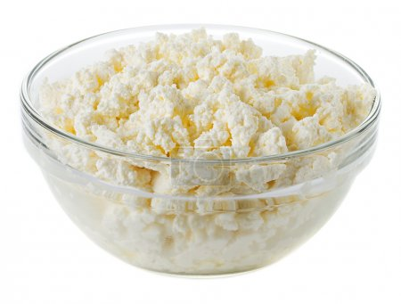 Curd isolated...