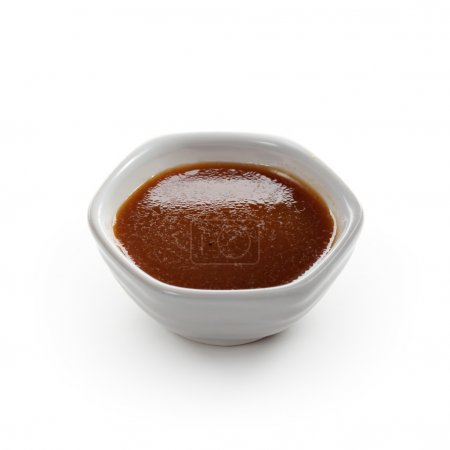 Photo for Sauce Isolated over White - Royalty Free Image