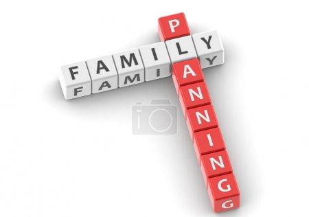 Family planning buzzword