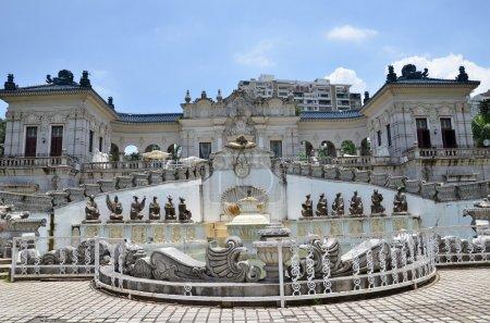 Chinese Zodiac in Yuanming palace