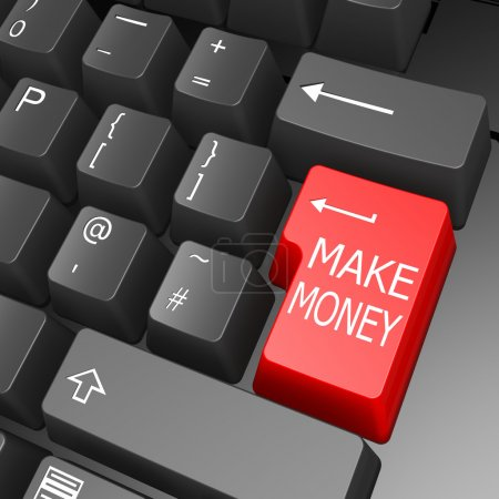 Make money key on computer keyboard