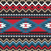 Folk ornamental pattern