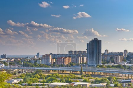 City view of Volgograd