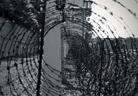 Picture from Nazi fence