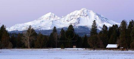 Homestead Ranch en la Base de Tres Hermanas Montañas Oregon