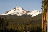 Mount Thielsen Big Cowhorn Extinct Volcano Oregon High Cascades